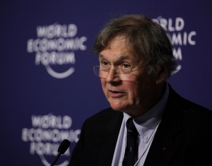Tim Hunt - World Economic Forum